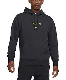 Men's Black Chelsea Sportswear Club Pullover Hoodie