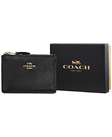 Boxed Mini Skinny Leather ID Card Case
