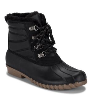 Flynn Water Resistant Duck Boot Women's Shoes