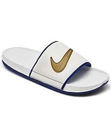 Men's Offcourt 50 Years of Swoosh Slide Sandals from Finish Line