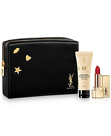 Receive a Complimentary 2-Pc. Gift with any large spray purchase from the Yves Saint Laurent Libre Fragrance Collection