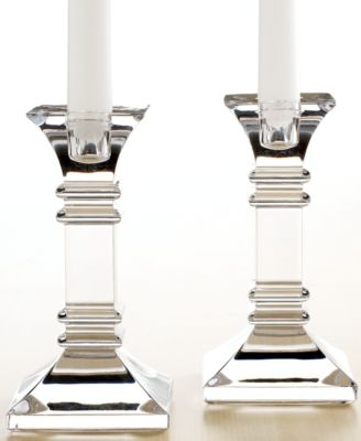 """Treviso Candlestick, 6"""" Pair"""