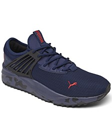 Men's Pacer Future Camo Running Sneakers from Finish Line