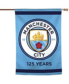 """Multi Manchester City 28"""" x 40"""" Single-Sided Banner"""