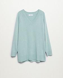 Women's Oversize Knit Sweater