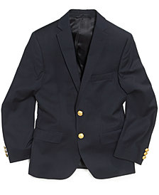 Lauren Ralph Lauren Solid Suit Blazer, Little Boys