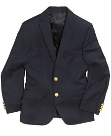 Lauren Ralph Lauren Solid Suit Blazer, Big Boys