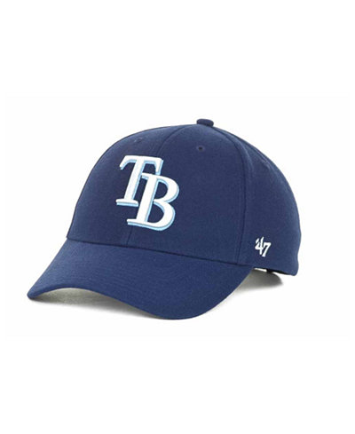 '47 Brand Tampa Bay Rays MLB MVP Curved Cap