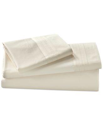 Home Ivory Queen Flat Sheet
