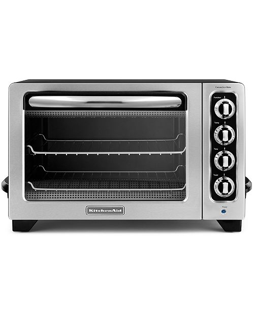 Kitchenaid Kco222ob Countertop Toaster Oven 570 Reviews Main Image