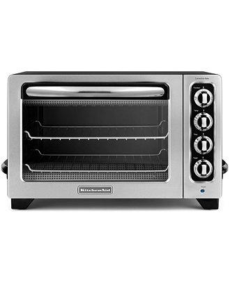 Kitchenaid Countertop Oven Kco222ob : KitchenAid KCO222OB Countertop Toaster Oven - Electrics - Kitchen ...