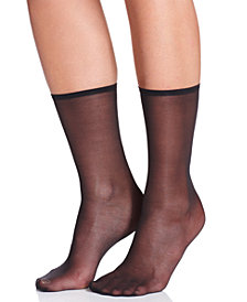 HUE® Women's Sheer Anklet Socks