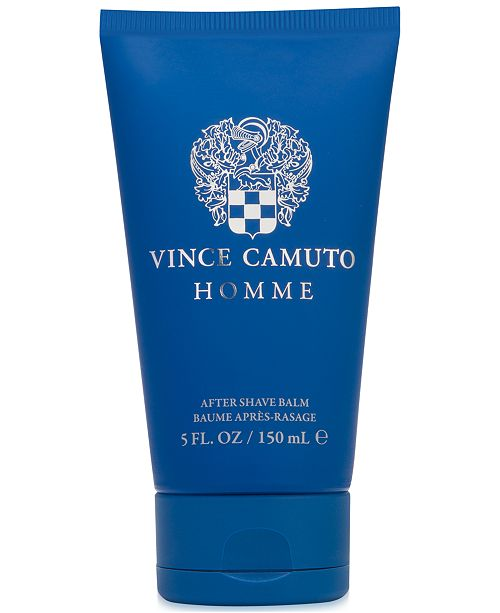 Vince Camuto Homme Men's Aftershave Balm, 5 oz