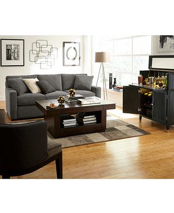 Radley Fabric Living Room Chair Created For Macys 129 79900
