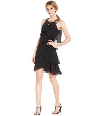 Sl Fashions Cocktail Dress