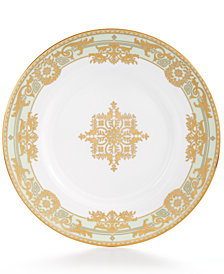 Marchesa by Lenox Rococo Leaf Accent Plate