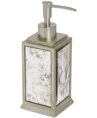 Bath Accessories, Palazzo Soap and Lotion Dispenser
