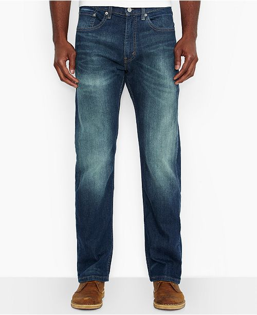 Levi's Men's 505 Regular-Fit Online Exclusive Jeans