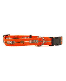 Hunter Manufacturing Illinois Fighting Illini Dog Collar