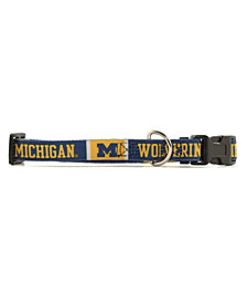 Hunter Manufacturing Michigan Wolverines Dog Collar
