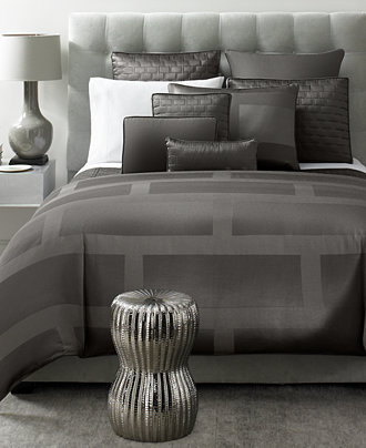Hotel collection frame bedding collection only at macy 39 s for Luxury hotel 660 collection bed skirt