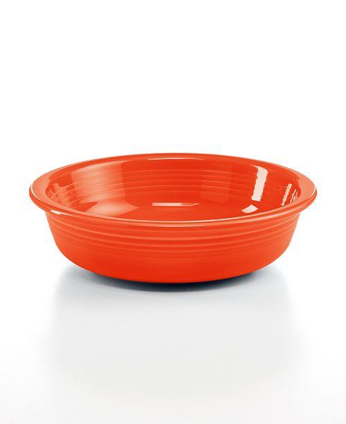 Fiesta 19-oz. Poppy Medium Bowl