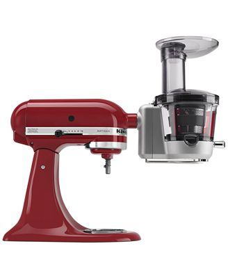 Kitchenaid Ksm1Ja Stand Mixer Juicer Attachment - Electrics
