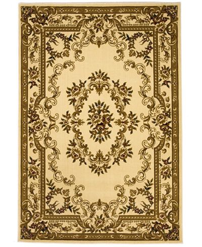 CLOSEOUT! Kas Corinthian 5311 Ivory Aubusson Area Rugs