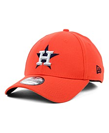 Houston Astros MLB Team Classic 39THIRTY Stretch-Fitted Cap