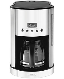 Krups Signature Series KM730D50 12 Cup Coffee Maker