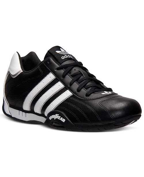 adidas Men's adi Racer Low Casual Sneakers from Finish Line ...