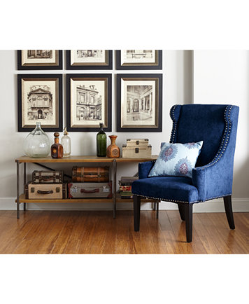 Gwen Accent Chair Quick Ship Furniture Macy S