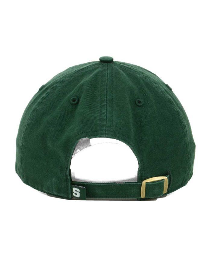'47 Brand Michigan State Spartans Clean-Up Cap & Reviews - Sports Fan Shop By Lids - Men - Macy's