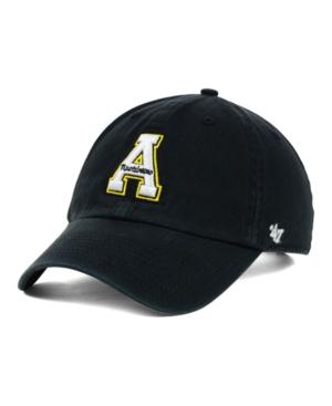 '47 Brand Appalachian State Mountaineers Clean-Up Cap Men Activewear - Sports Fan Shop By Lids