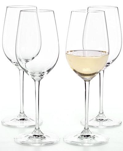 Riedel vinum xl riesling grand cru glasses 4 piece value set shop all glassware stemware - Riedel swirl white wine glasses ...