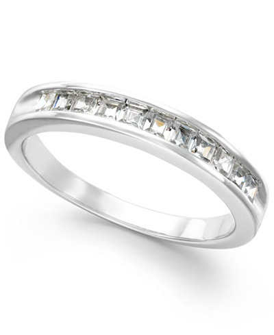 Diamond Channel Band in 14k White Gold (1/2 ct. t.w.)