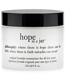 philosophy Hope in a Jar, 4 oz