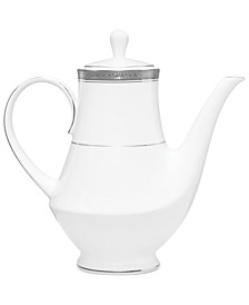 Dinnerware, Crestwood Platinum Coffee Pot