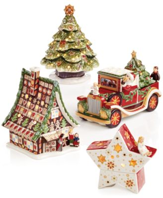Villeroy Amp Boch Light Up Holiday Decor Collection