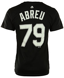 Majestic Men's Jose Abreu Chicago White Sox Player T-Shirt