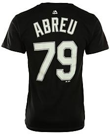 Majestic Men's Jose Abreu Chicago White Sox Player T-Shirt