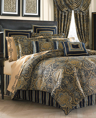 J Queen New York Closeout Venezia Comforter Sets