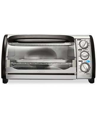 Bella 3-Dial Toaster Oven, 3.5L Stainless Steel Deep Fryer, or Espresso Maker $10 after $10 rebate + Free store pickup at Macys or $3 shipping