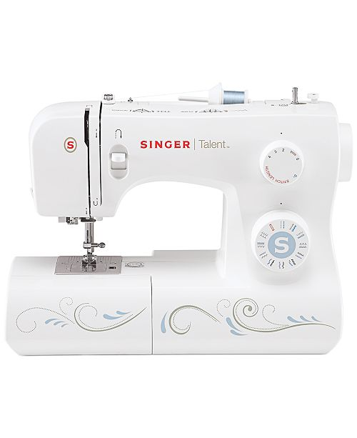 Singer 3323 Talent 23 Sch Sewing Machine With Automatic Needle Threader