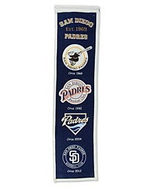 San Diego Padres Heritage Banner
