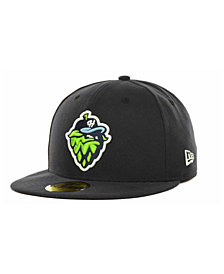 New Era Hillsboro Hops Minor League Baseball 59FIFTY Cap