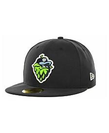 New Era Hillsboro Hops Minor League Baseball 59FIFTY Cap