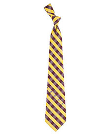 Eagles Wings Washington Redskins Checked Tie