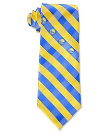 Golden State Warriors Checked Tie