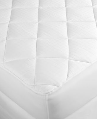 charter club extra comfort level 2 mattress pads down alternative fill